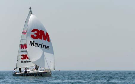 3M Yelken Takımı 3. oldu