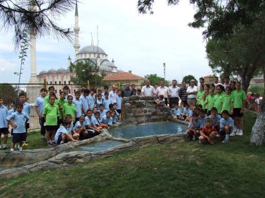 Kızılpınar'da Yaz Okulu heyecanı