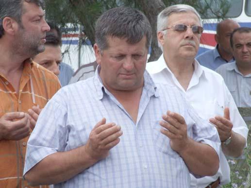 Pınarça Muhtarı'nın acı günü