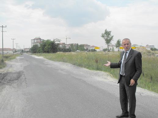 Bozuk yoldan AKP ve CHP'ye yüklendi