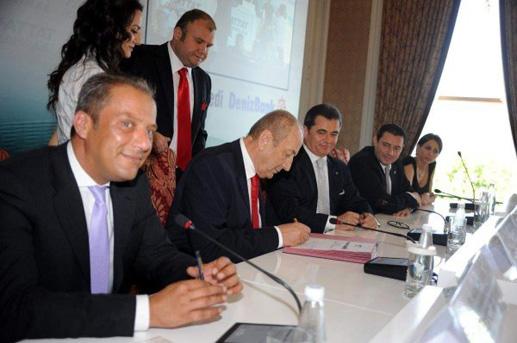 Hattat'a 130 milyon euro