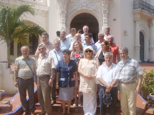 Kapaklı Belediyesi'nin Küba izlenimleri