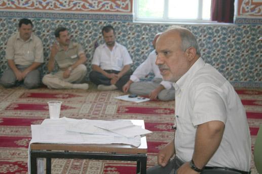 Din görevlileri ve camiler Ramazan'a hazır