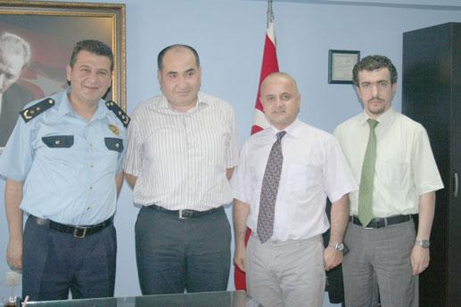 Özel Çerkezköy Hastanesi'nden  Emniyet Müdürü Yırt
