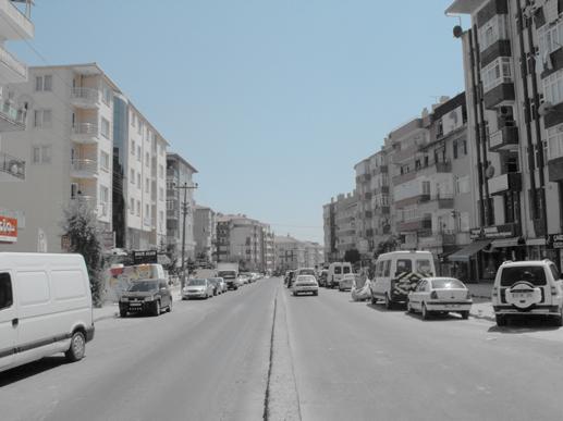 Öztrak Caddesi'nin ihalesi yapıldı