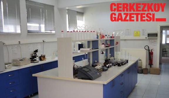 ÇOSB Çevre Tesisleri Laboratuvarı denetimleri geçti