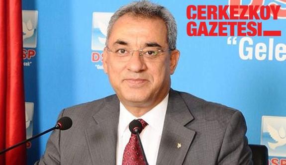 DSP Genel Başkanı Resul Dindar Konserine katılacak