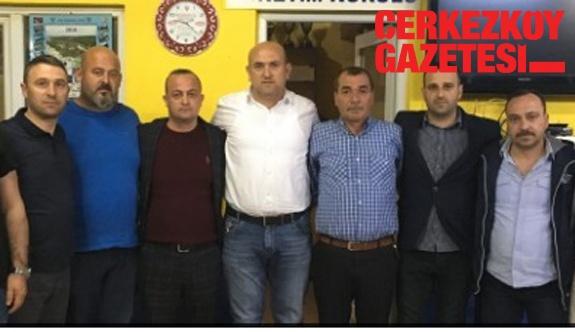 Kapaklıspor'da görev dağılımı yapıldı