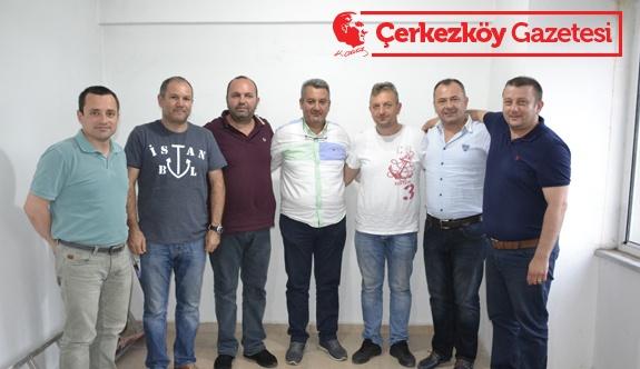 Çerkezköy'e Gönül Verenler Derneği kuruldu