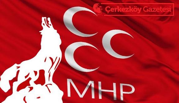 Öztürk; 'CHP seçmenini MHP saflarına davet ediyoruz'