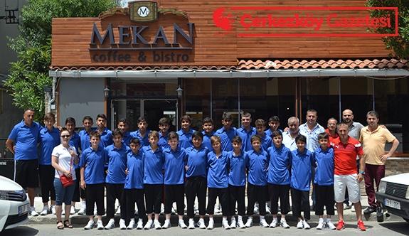 Site Spor Edirne'ye Mekan'dan uğurlandı