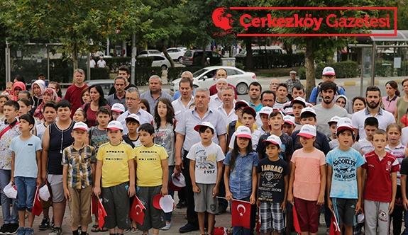 Kapaklı Belediyesi yaz spor okulları başladı