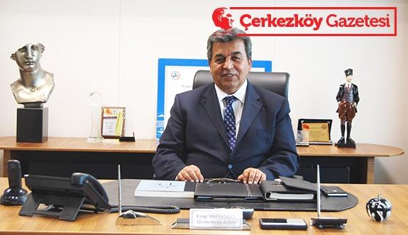 ÇOSB'den 33 firma en büyük 1000 şirket içinde yer aldı