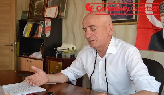 Ordu: Ali Ertem'i ihbar değil, direkt şikayet ettim