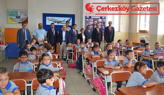 31 bin 321 öğrenci okullardaki yerini aldı