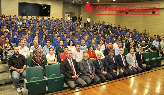 ÇOSB'de yeni eğitim-öğretim yılı başladı