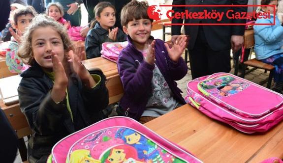 177 Bin TL'lik eğitim yardımı