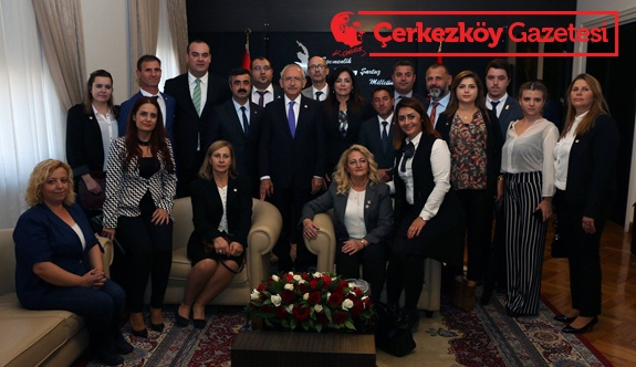 CHP'den Ankara ziyaretleri