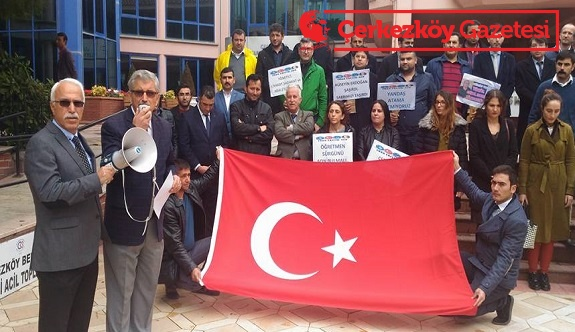 Hüseyin Erdoğan'ın görevden alınmasını istediler