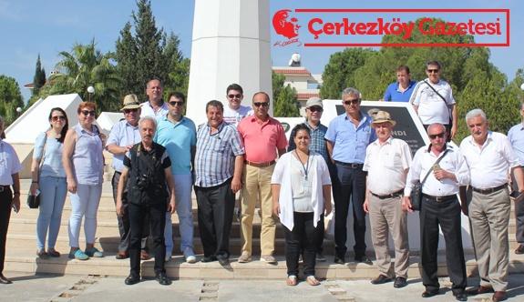 Muhtarlar Kıbrıs'ta seminere katıldı