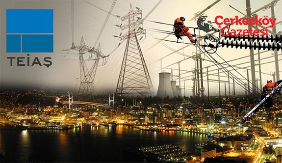ÇOSB elektrik kesintileri hakkında açıklama yaptı