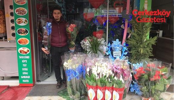 Manolya Çiçekçilikten Sevgililer Günü kampanyası