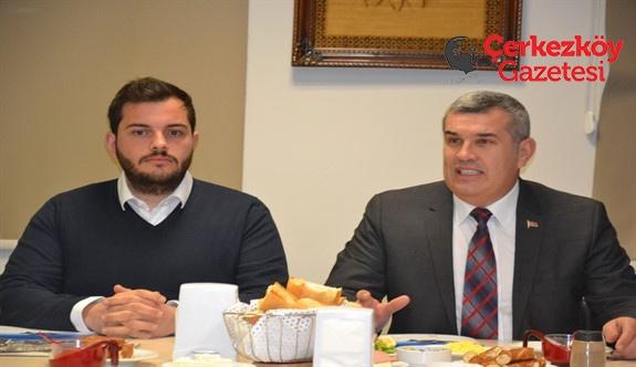 Ahmet Çetin: Eğitim bizim her şeyimizdir