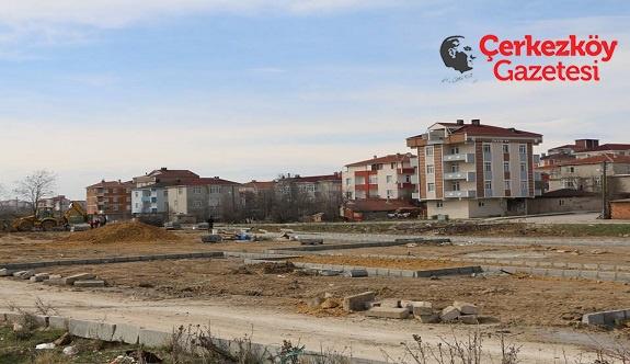 Bağlık Mahallesi'ne taziye ve mahalle evleri yapılıyor