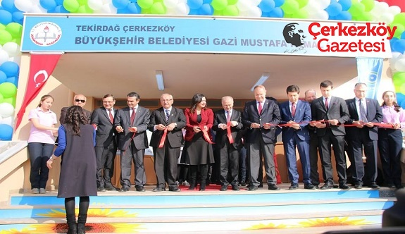 Büyükşehir okulu Milli Eğitim'e devretti