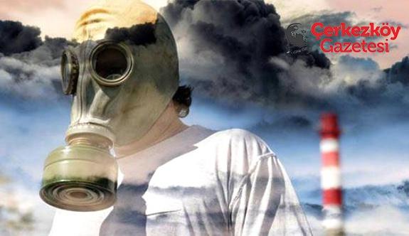 Hava kirliliğinin sağlığa etkileri!