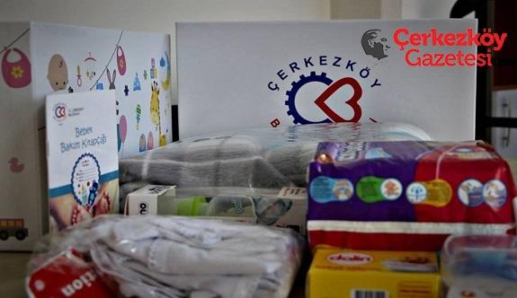 Hoş Geldin Bebek projesiyle 2 bin 672 aileye ulaşıldı