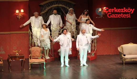 İstanbul Maltepe Kurtköy Marko Paşa Müzikali ÇOSB'de sahnelendi