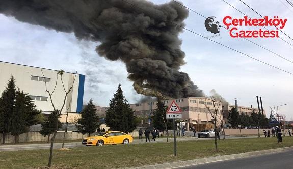 Boytek, patlamayla ilgili basın açıklaması yaptı
