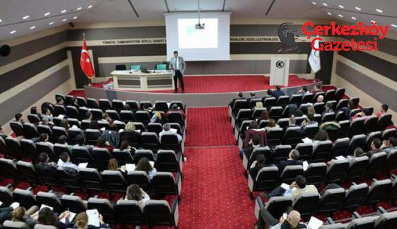 Çerkezköy TSO, 'Dış Ticaret Bilgilendirme Semineri' düzenliyor