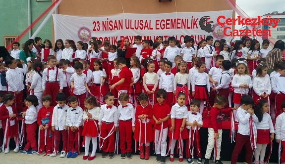 HFZ Anaokulu'ndan çocuk şenliği
