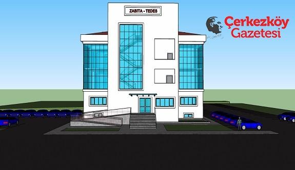 MOBESE binası ihalesi yapıldı
