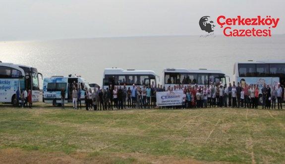 Çanakkale gezilerine toplam 2 bin 259 kişi katıldı