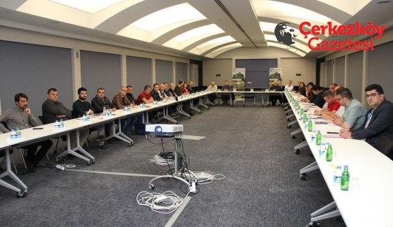 ÇOSB Personeline TS EN ISO 9001 temel eğitimleri verildi