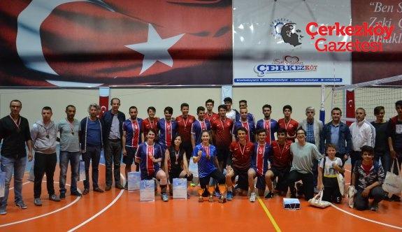 Şampiyon HFZ Anadolu Lisesi