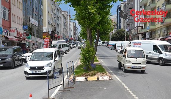 Çerkezköy'de yeni dönem