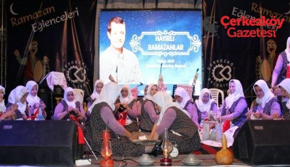 Cumhuriyet Kadınlarından muhteşem konser