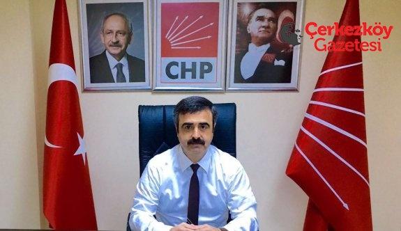Camcı: Yaşasın tam bağımsız ve demokratik Türkiye!