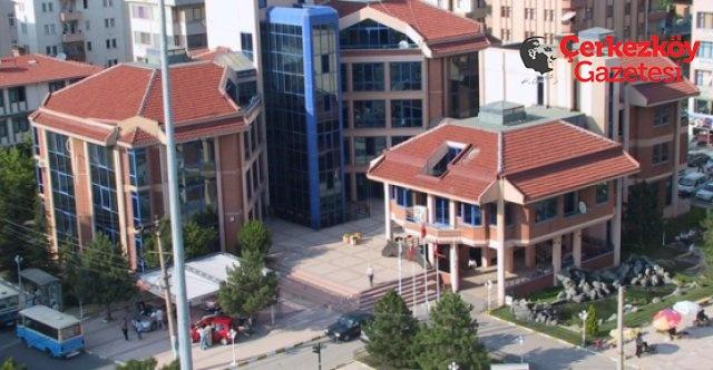 Çerkezköy Belediyesi'nin yıllık 10 milyon TL'lik geliri kesildi