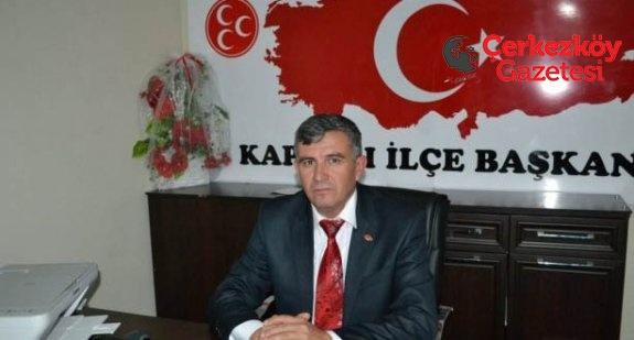 Yusuf Çetin MHP'den istifa etti