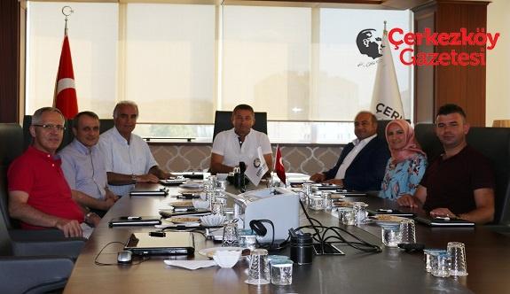 Çerkezköy TSO unvanını korudu