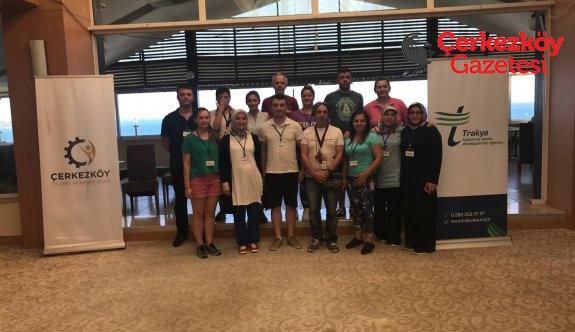 ÇTSO'dan personele 'Takım Ruhu-Motivasyon' eğitimi