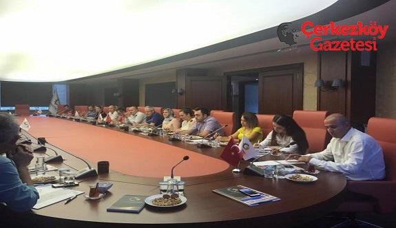 İşbirliği ile KOBİ'lerde Verimlilik Dönüşümü Projesi sonlandı