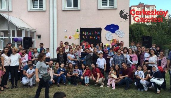 Çerkezköy Gündüz Bakımevi'nden tanışma etkinliği
