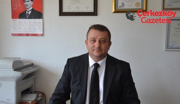 CHP'de Başkanlığın ilk talibi Murat Akay