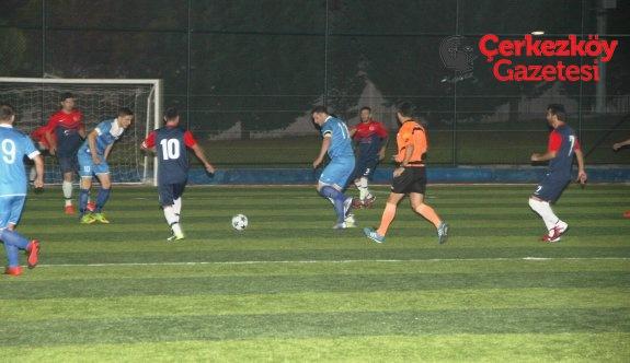 Geleneksel ÇOSB Futbol ve Tenis Turnuvaları tamamlandı